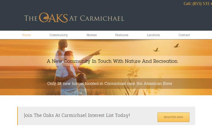 The Oaks at CarMichael 2